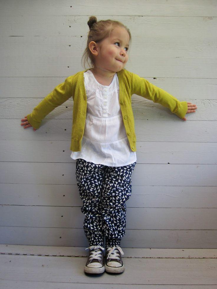 Girls Cotton Pant