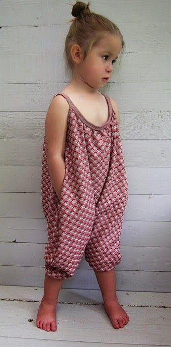 Girls Rayon Pant