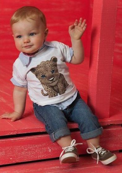 Babys Rayon Pant